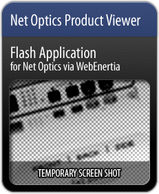 Net Optics Product Viewer